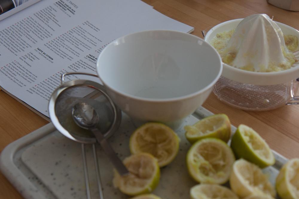 kleiner Ausschnitt des Zitronen-Schlachtfelds