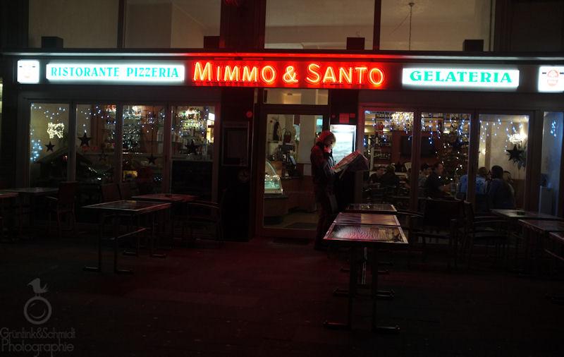14 Mimmo und Santo