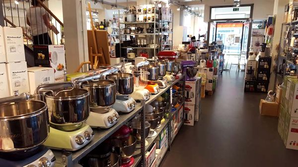 Kölner Kochhaus Innen Küchenmaschinen